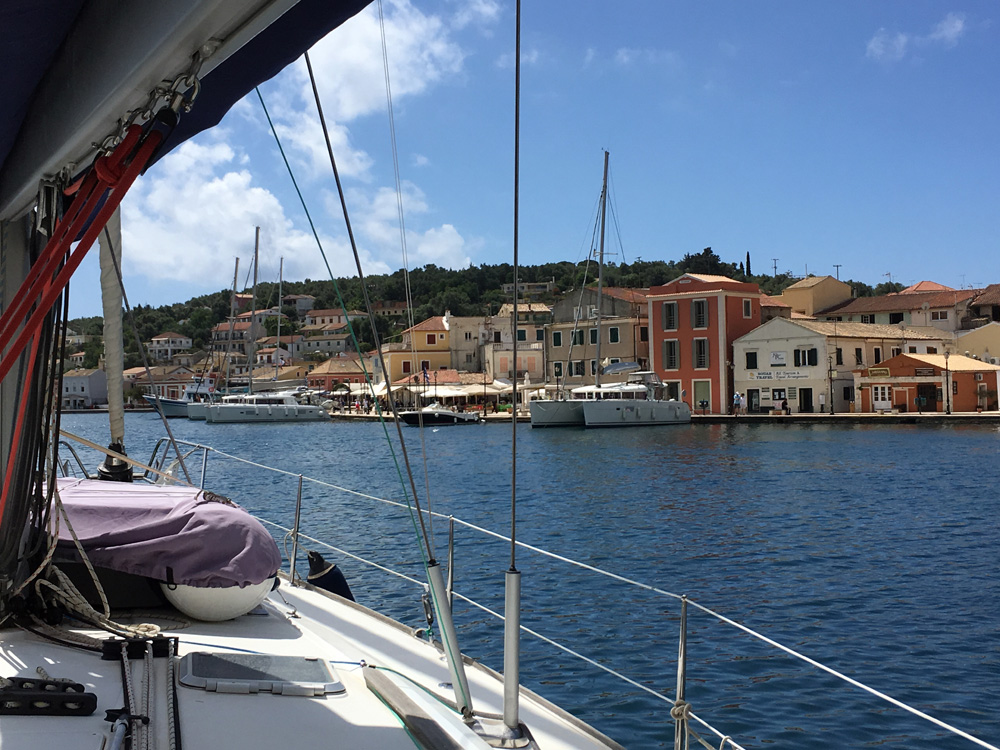 Von Korfu bis Lefkada